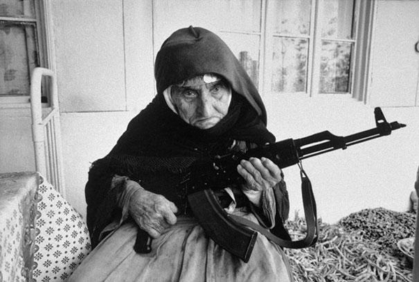 11-106-year-old-Armenian-Woman-guards-home-1990